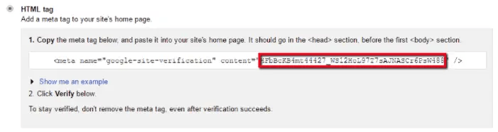 how to get the google console code - how to start a mom blog