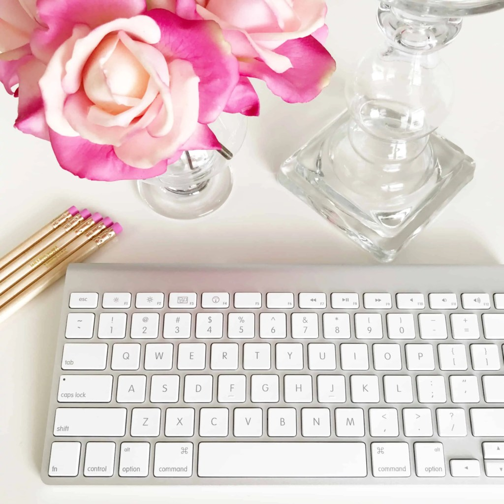 How to start a mom blog - Write your first post