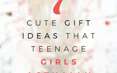 7 Cute Gifts ideas that Teenage Girls actually want