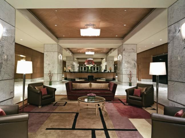 Vivanta by Taj President Mumbai - Lobby | Image Resource : vivantabytaj.com