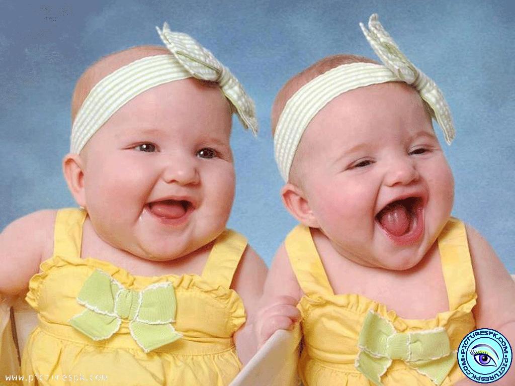 cute twin babies photos | great inspire