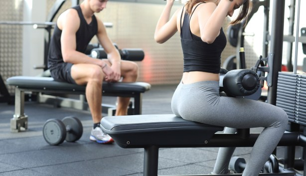 Image result for Make sure the floor you're exercising on is safe