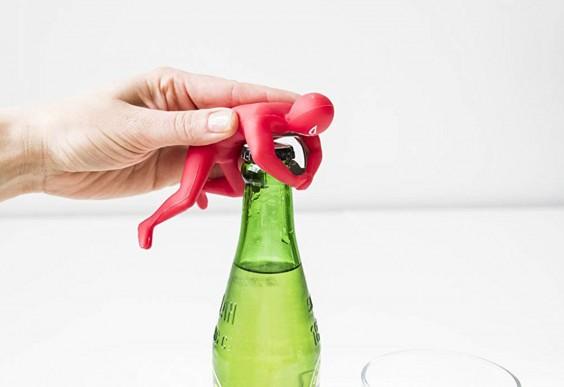 Kikkerland Luchador Bottle Opener