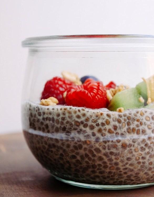 Detox Recipes: Vanilla Chia Pudding