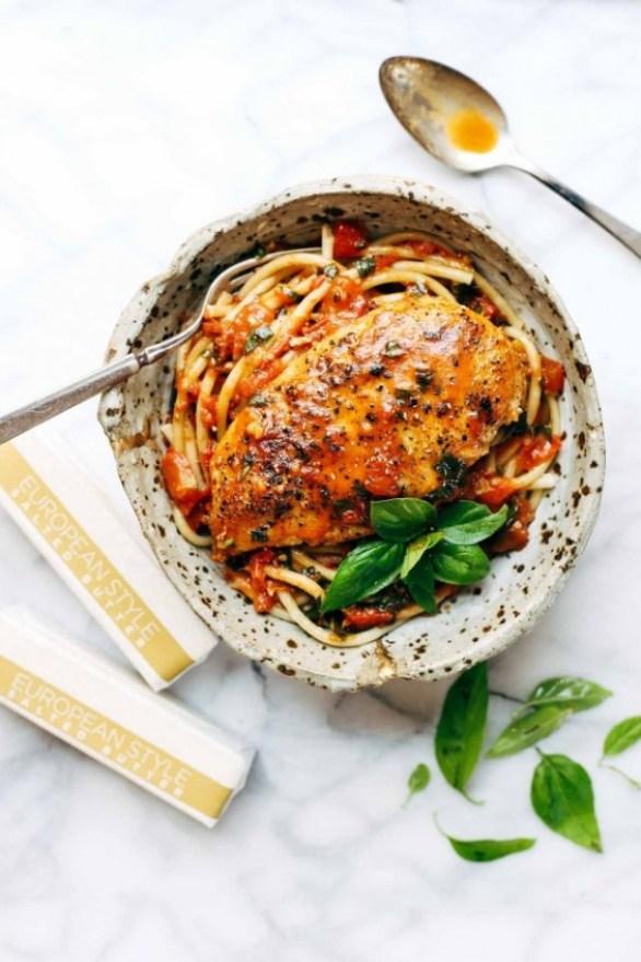 tomato basil chicken breast