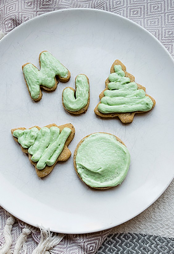Gluten-Free Medicated Holiday Cookies Recipe