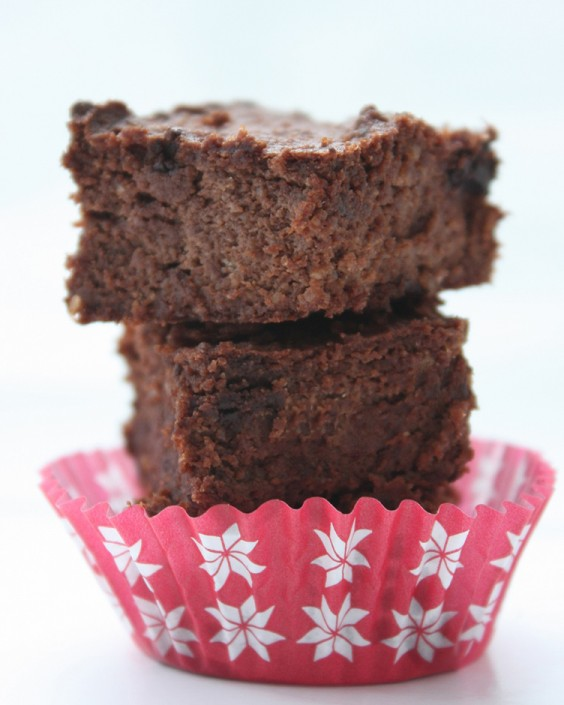 Gluten-Free Cauliflower Brownies