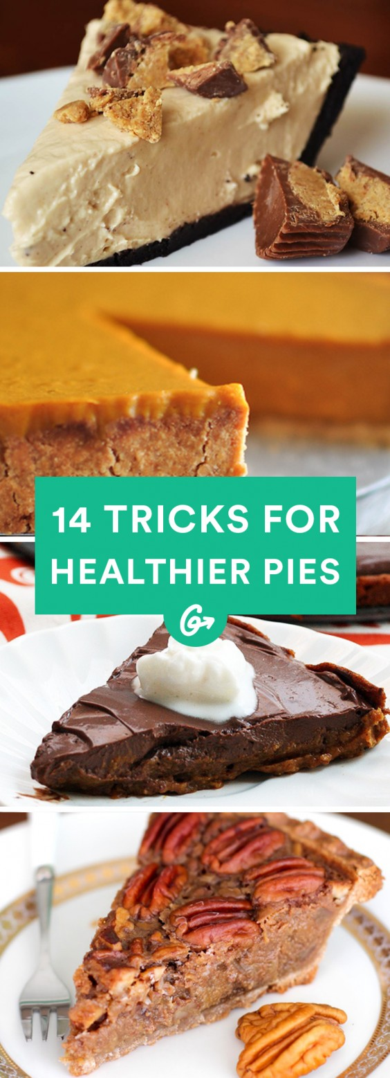 Healthier Pie Recipes