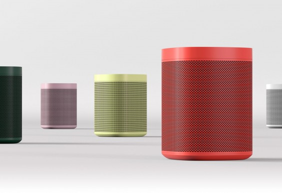 HAY Sonos Speakers in different colors