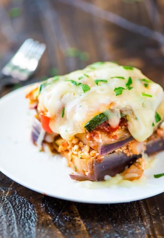 Crock Pot Low Carb Lasagna Recipe