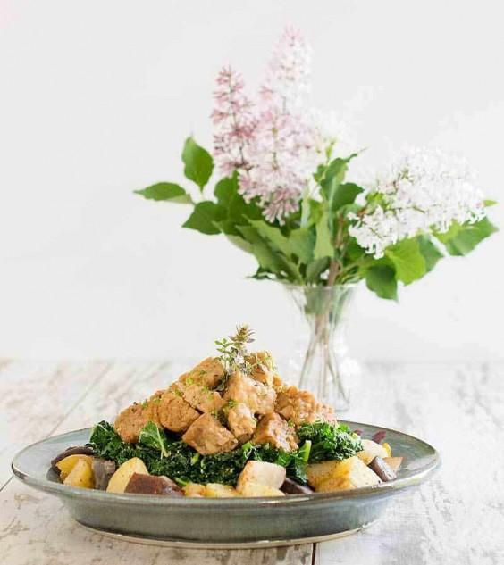 Instant Pot Tempeh Breakfast Bowl Recipe