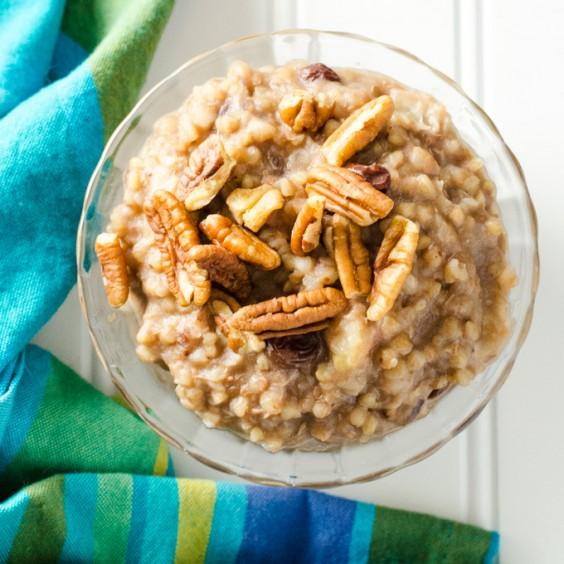 Instant Pot Buckwheat Porridge Recipe