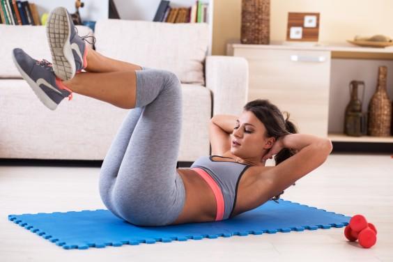 At Home Workout Motivation