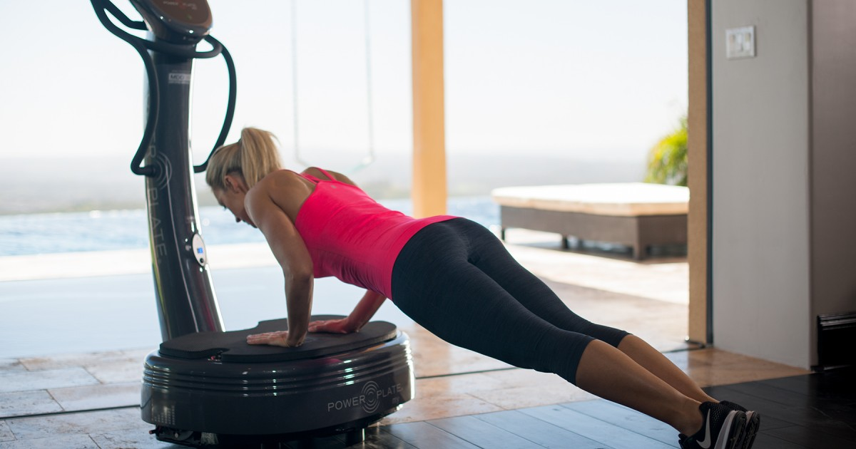 Vibration Plate Does Vibrating Fitness Equipment Work Greatist