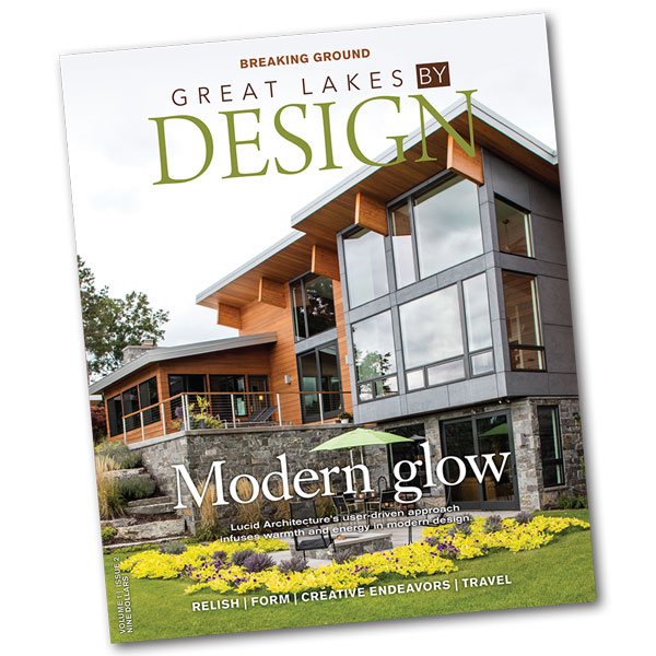 Great Lakes By Design Magazine Volume 1 Issue 2
