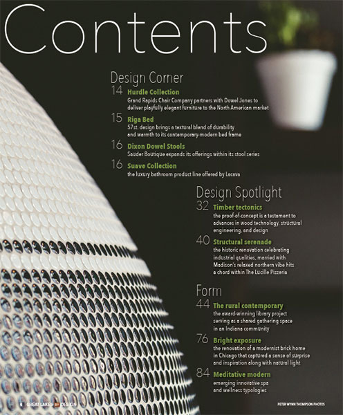 Great Lakes By Design Magazine Volume 1 Issue 6