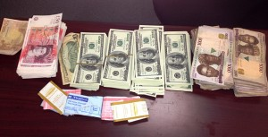 Baltimore Cbp Seizes 44k Unreported Currency