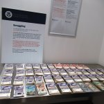 British Pounds and USD Seized by CBP at Dublin, Ireland Pre-Clearance