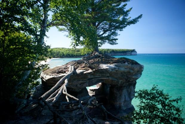 Best Weekend Backpacking in Michigan