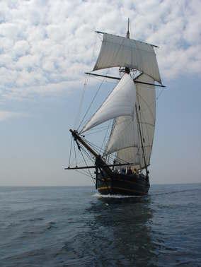 Tall Ship Cruises - Great Lakes