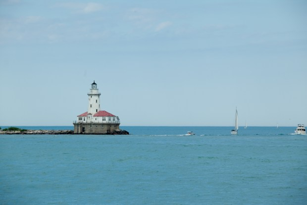 Be A Lighthouse Keeper