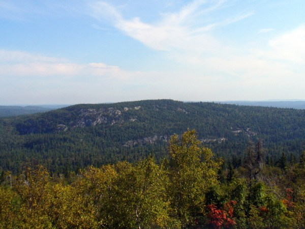 Highest Points in Great Lakes
