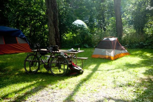 Bike Touring - Finger Lakes