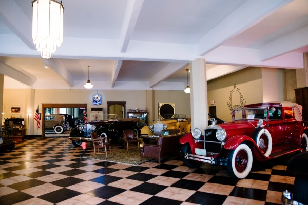 Car Museums in Ohio