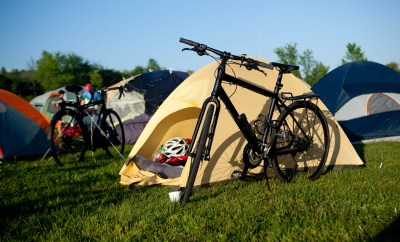 What You Need For Bike Touring - Camping Equipment
