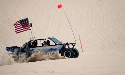 Silver Lake dune riding