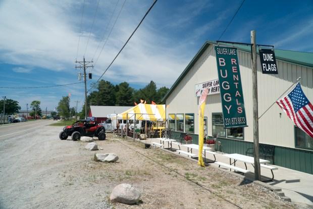 Silver Lake – Michigan Recreation Hot Spot