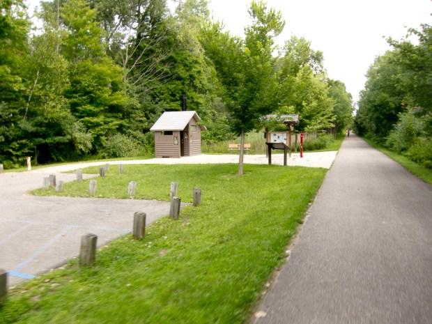 Wadhams to Avoca Trail