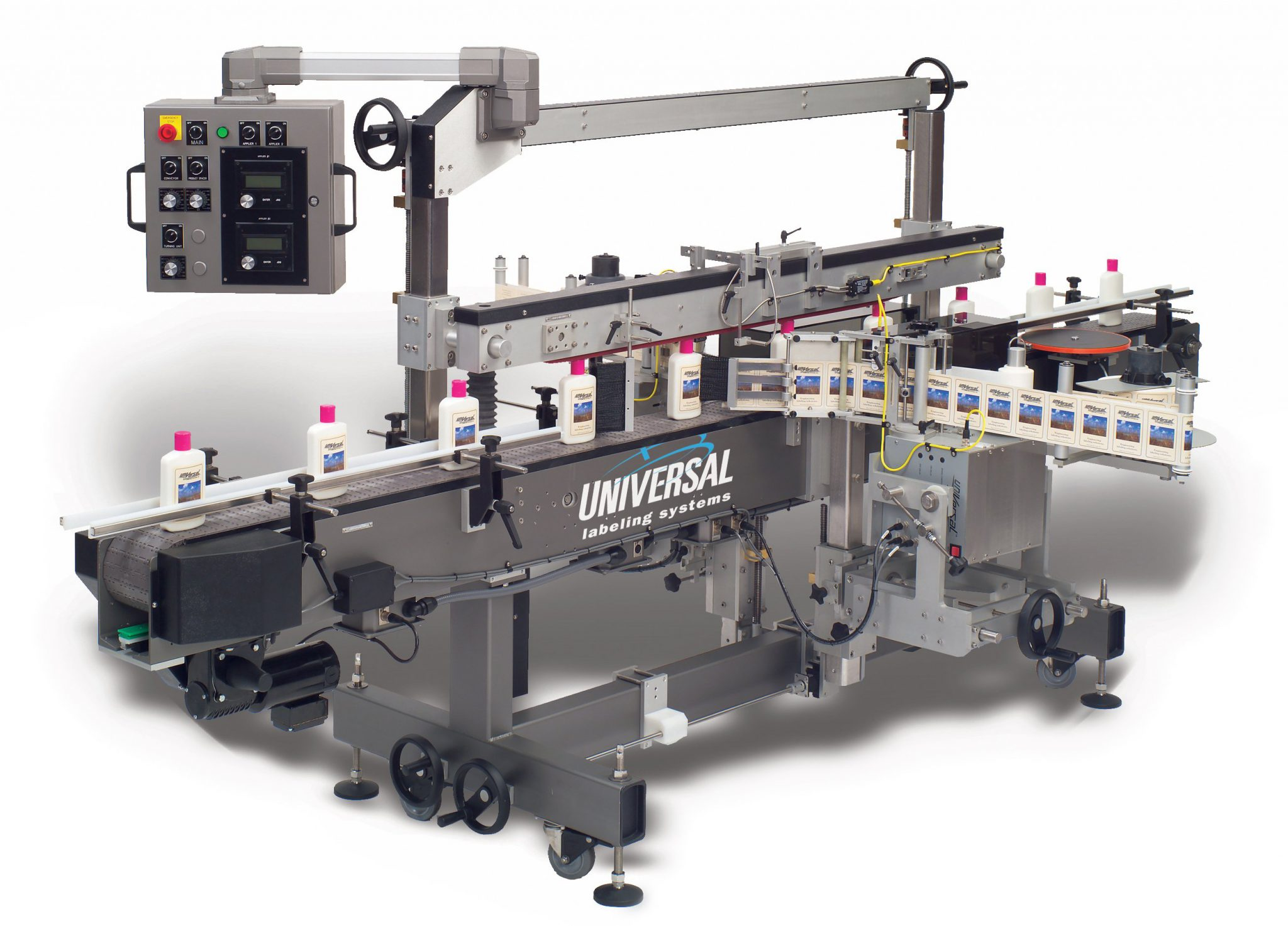 Universal Labeling Systems Applicators