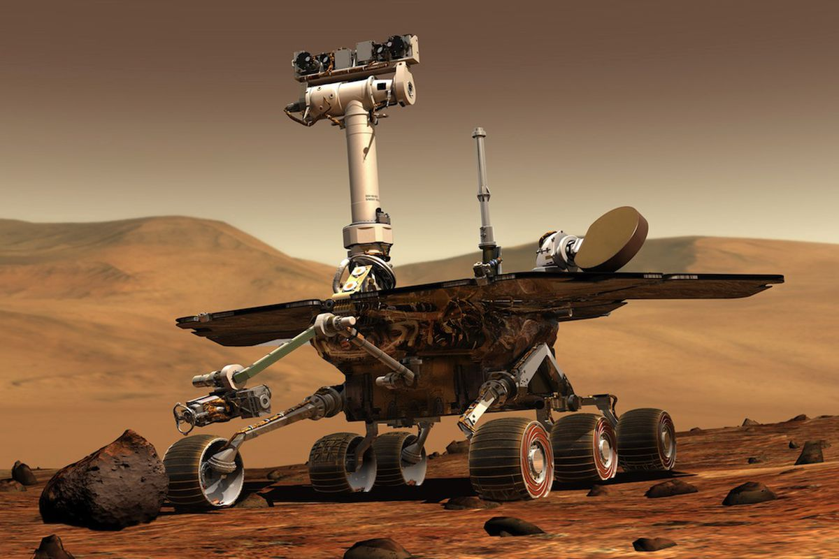 NASA's Opportunity Mars Rover Did Not Send Messages Home