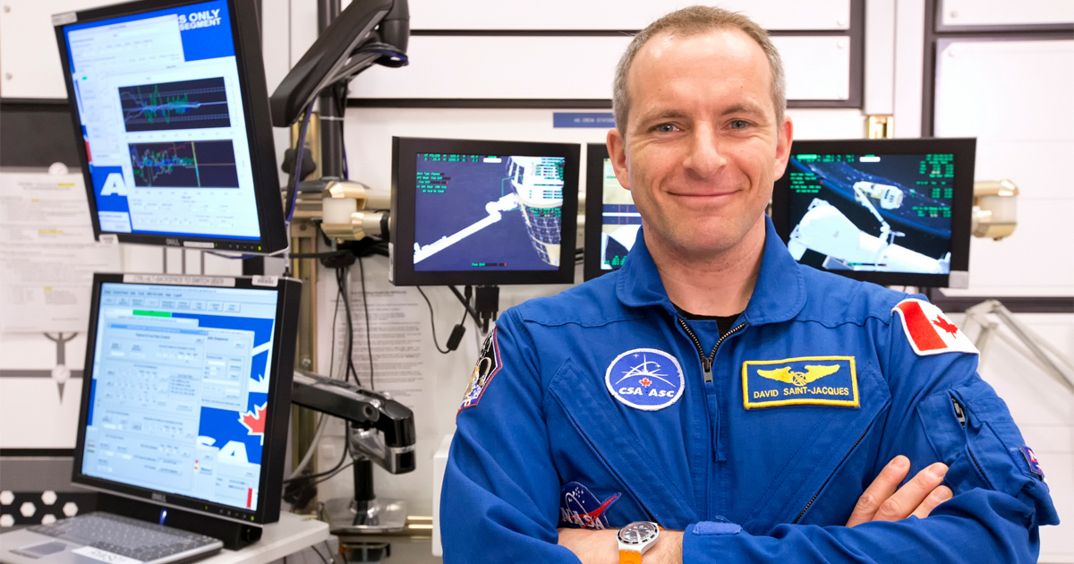 Watch Live as Canadian astronaut goes on his first spacewalk