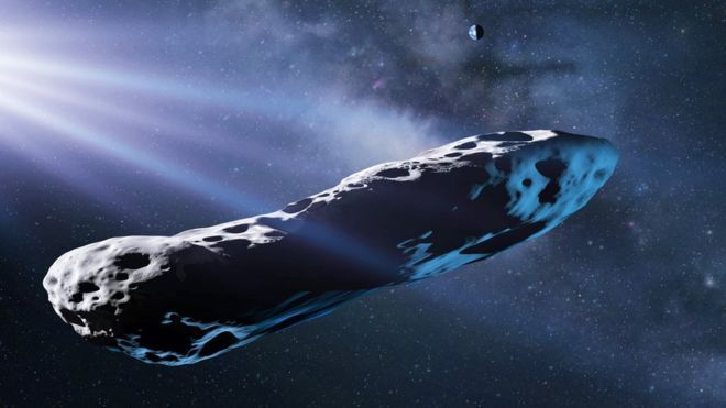 Interstellar Object Collided With Earth In 2014, A Team Of Harvard Scientists Revealed
