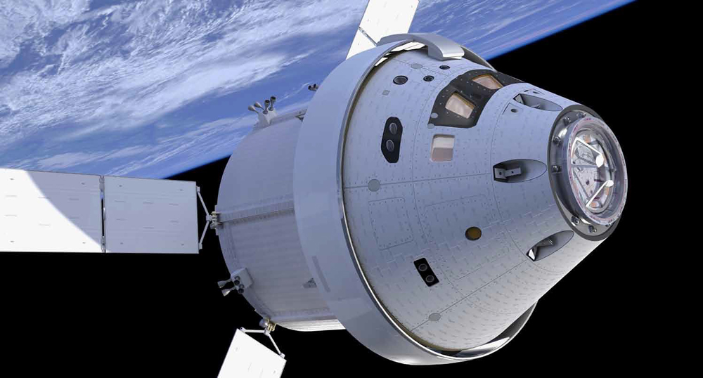 Moon-Bound Orion Crew Capsule Is Ready for Test