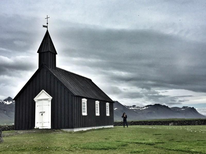 blackchurch Iceland