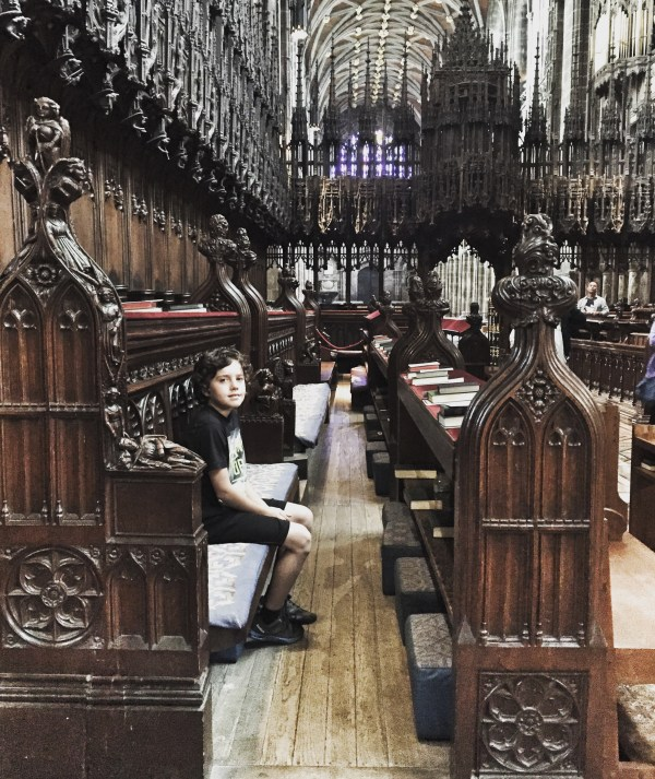 Kasm Chester Cathedral