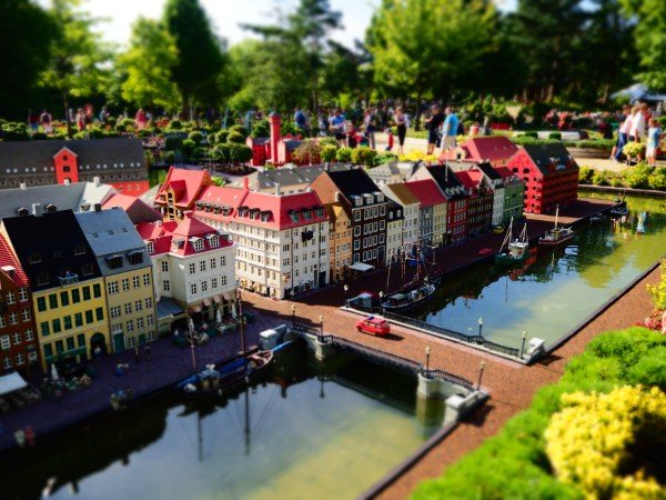 Copenhagen, Legoland version