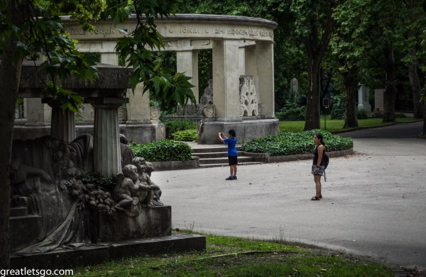 Kerepesi Cemetery - Budapest