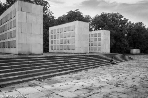 Communist Mausoleum - Budapest