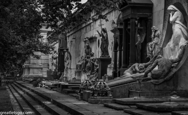Quiet spot in Budapest