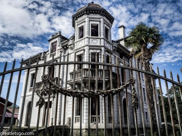 Abandoned Colonial Home Asturias