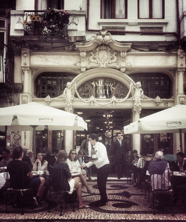 Majestic Cafe Porto Portugal