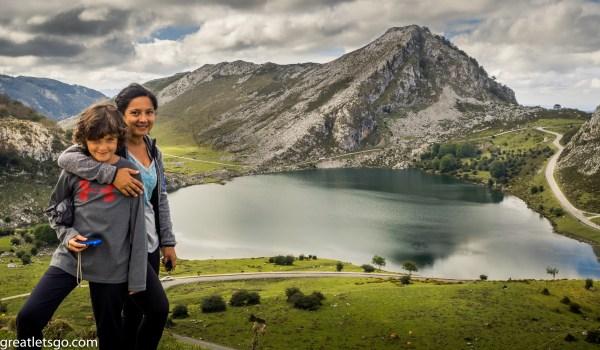 Lake Ercina Asturias Spain