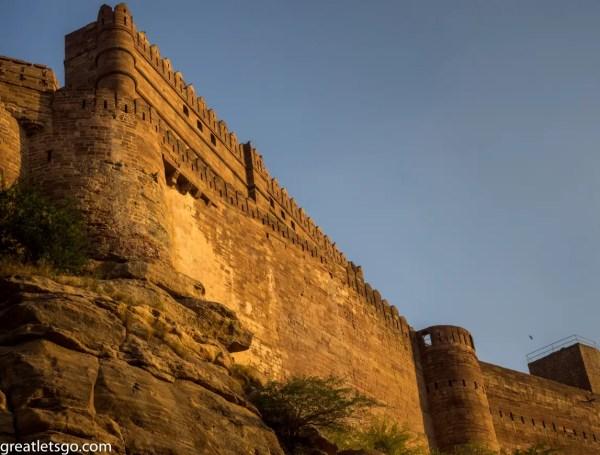 mehrangarh jodhpur india