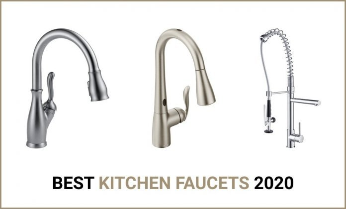 10 best kitchen faucets in 2021