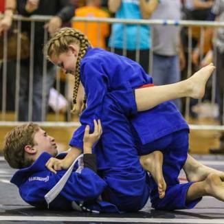 youth grappling AGF Jackson BJJ Championships Greatmats