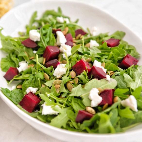 Roasted Beat Salad